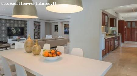 Real Estate Israel - Herzliya Hertzelia Pituach Luxurious  property for holiday rentals with beautiful garden &  swimming  pool, Located in a... InvestOne Real Estate