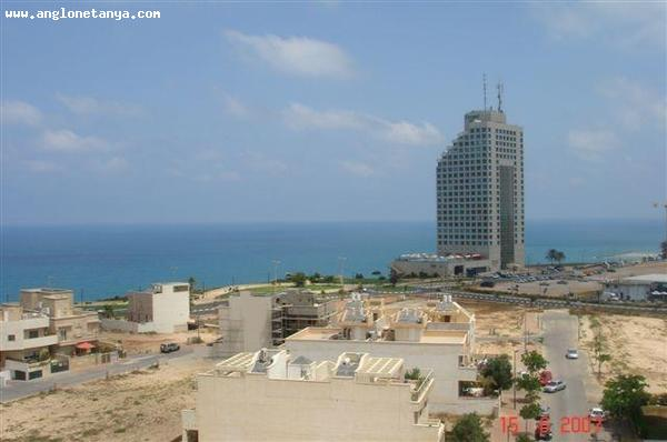 Real Estate Israel - Netanya Nof Atayelet/ nat 600 North Very nice property, Near the sea, Open sea view, Large rooms, Big bathroom, Beautiful building,... Anglo Saxon Netanya