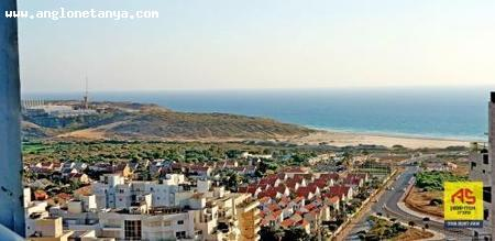 Real Estate Israel - Netanya Ir Yamim This magnificent penthouse in Ir Yamim qt  is on the 20th floor and offers an open and spectacular... Anglo Saxon Netanya