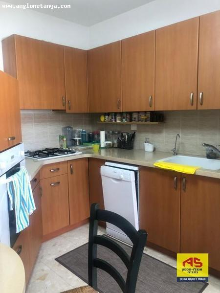 Real Estate Israel - Netanya  The best deal in Kiryat Hasharon - 4 room apartment reserved and bright, southern living room with... Anglo Saxon Netanya