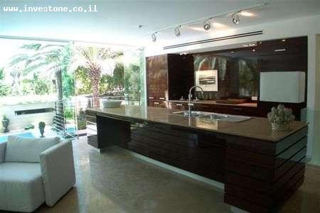 Real Estate Israel - Kfar Shmaryahu  best location in Kfar Shmaryahu (5-7 min driving distance to the beach InvestOne Real Estate