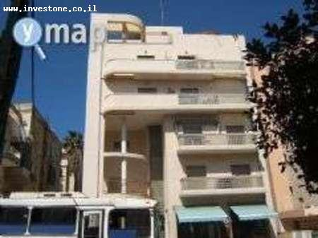 Real Estate Israel - Tel Aviv-Jaffa Yehuda Hamacabi Sunny property, Near the sea, Bright, Renovated, Available immediately InvestOne Real Estate
