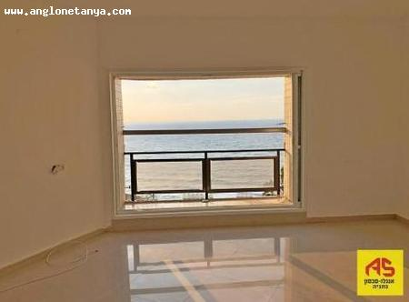 Real Estate Israel - Netanya Sea area For rent on Baruch Ram St., on the promenade , first line to the sea, a beautiful and large 4 room... Anglo Saxon Netanya