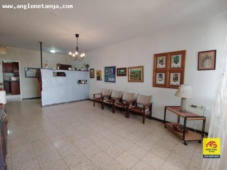 Real Estate Israel - Netanya City Center In the center of the city, a short walk from the beach, the northern promenade, Independence... Anglo Saxon Netanya