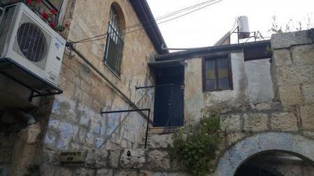 Jerusalem Nahlaot - LAFAYETTE