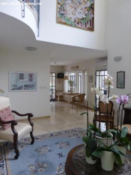 Real Estate Israel - Jerusalem Ein Kerem The house is centrally located on a quiet pastoral pedestrian way, it is a modernized Ottoman house... Shelly Landau Properties