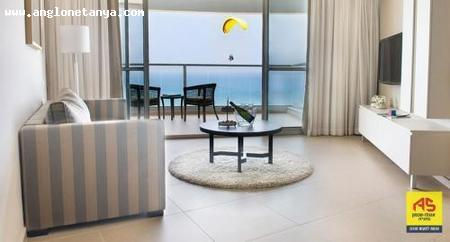 Real Estate Israel - Netanya Nof Atayelet/ nat 600 North In the Ramada hotel, 1 bedroom fully furnished , front to the amazing sea view, 13 floor. can be... Anglo Saxon Netanya
