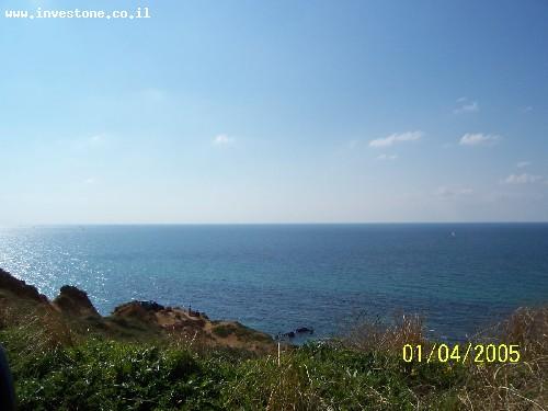 Real Estate Israel - Arsuf Arsuf 1400 sqm land near the coast line InvestOne Real Estate