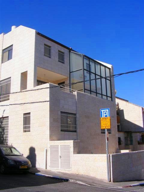 Jerusalem Nahalat Ahim - Zimuki Real Estate In Jerusalem