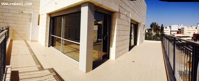 Real Estate Israel - Jerusalem Mekor Chaim פנטהאוס/ דופלקס בבניין חדש!! רמת גימור גבוהה מאוד<br... Rubens Real Estate