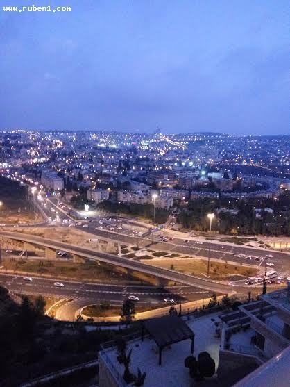 Real Estate Israel - Jerusalem Holyland דירה מהממת!! נוף משגע על כל ירושלים בניין מפואר<br... Rubens Real Estate