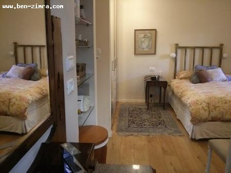Real Estate Israel - Jerusalem Old Katamon Beautiful appartment with independant unit of 18 sqm Ben Zimra Real Estate
