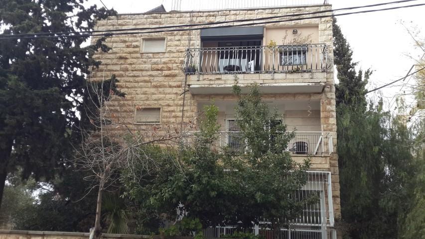Jerusalem Kiryat Shmuel - Ben Zimra Real Estate
