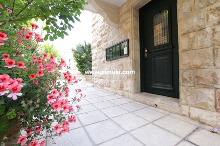 Jerusalem Talbiyeh - Zimuki Real Estate In Jerusalem