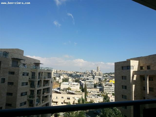 Real Estate Israel - Jerusalem Katamonim Close to Old Katamon,in a new building,with shabat elevator,great apartement beautifully... Ben Zimra Real Estate