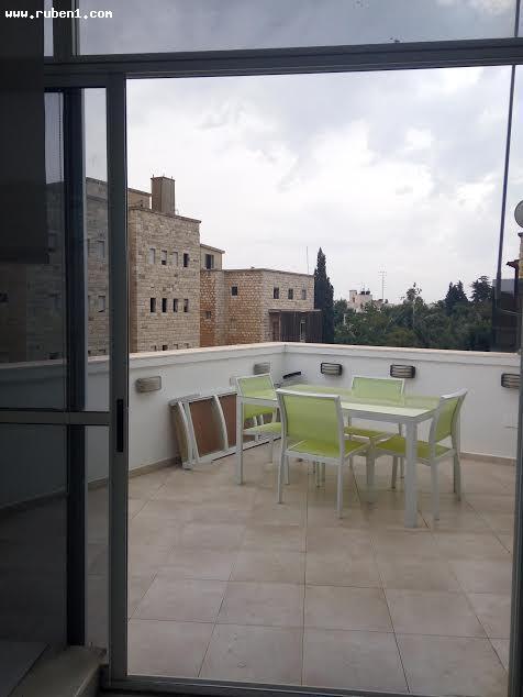 Real Estate Israel - Jerusalem Talbiyeh  Rubens Real Estate
