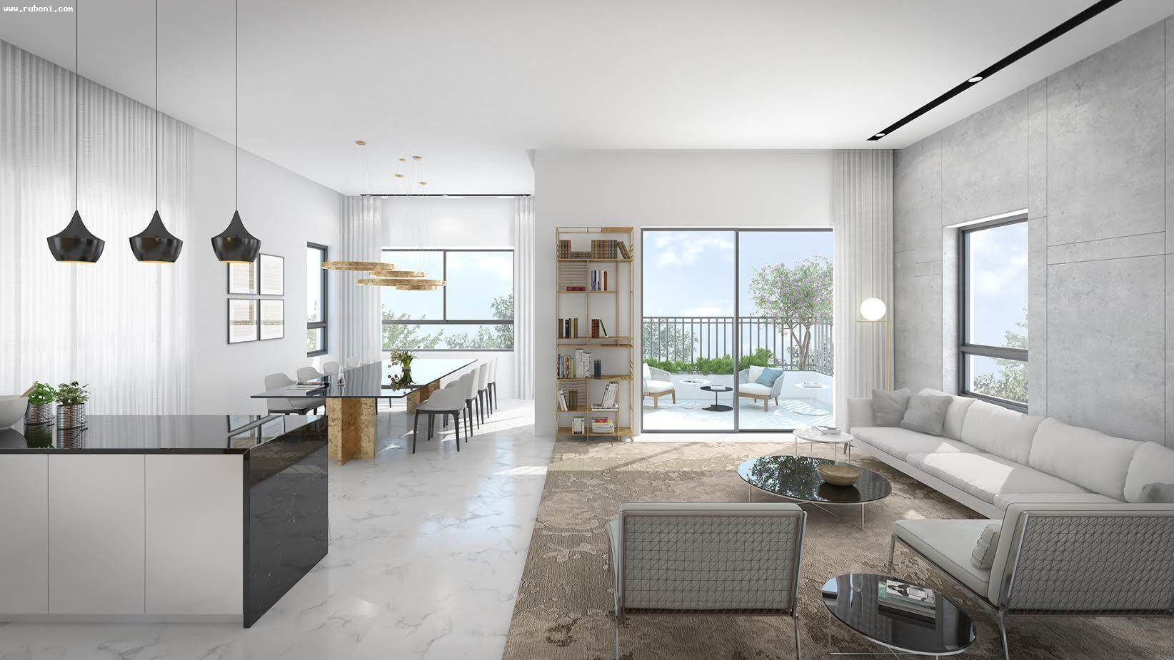 Real Estate Israel - Jerusalem Rehavia In the heart of the quality and desirable Rechavia neighborhood, the Rubens company is presenting... Rubens Real Estate