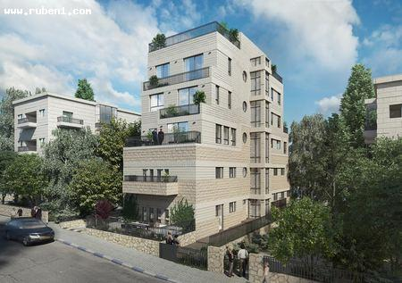 Real Estate Israel - Jerusalem Rehavia In the heart of the quality and desirable Rechavia neighborhood, the Rubens comp is presenting... Rubens Real Estate