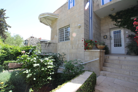 Jerusalem Old Katamon - Zimuki Real Estate In Jerusalem