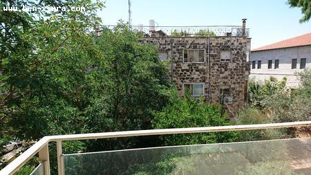 Real Estate Israel - Jerusalem Old Katamon Close to the Shtibleh,in a modern building,shabat elevator,large and beautiful  3p,master bedroom,3... Ben Zimra Real Estate