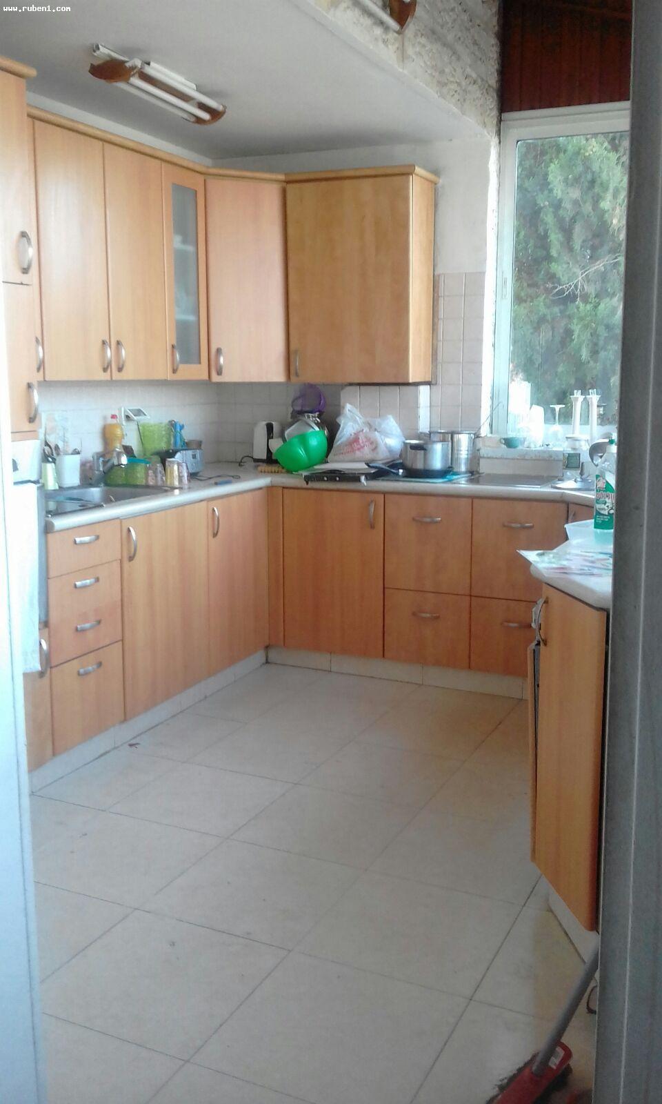 Real Estate Israel - Jerusalem Bayit Vagan דירה מהממת, מרווחת ומוארת, מרפסת גדולה עם נוף עוצר... Rubens Real Estate
