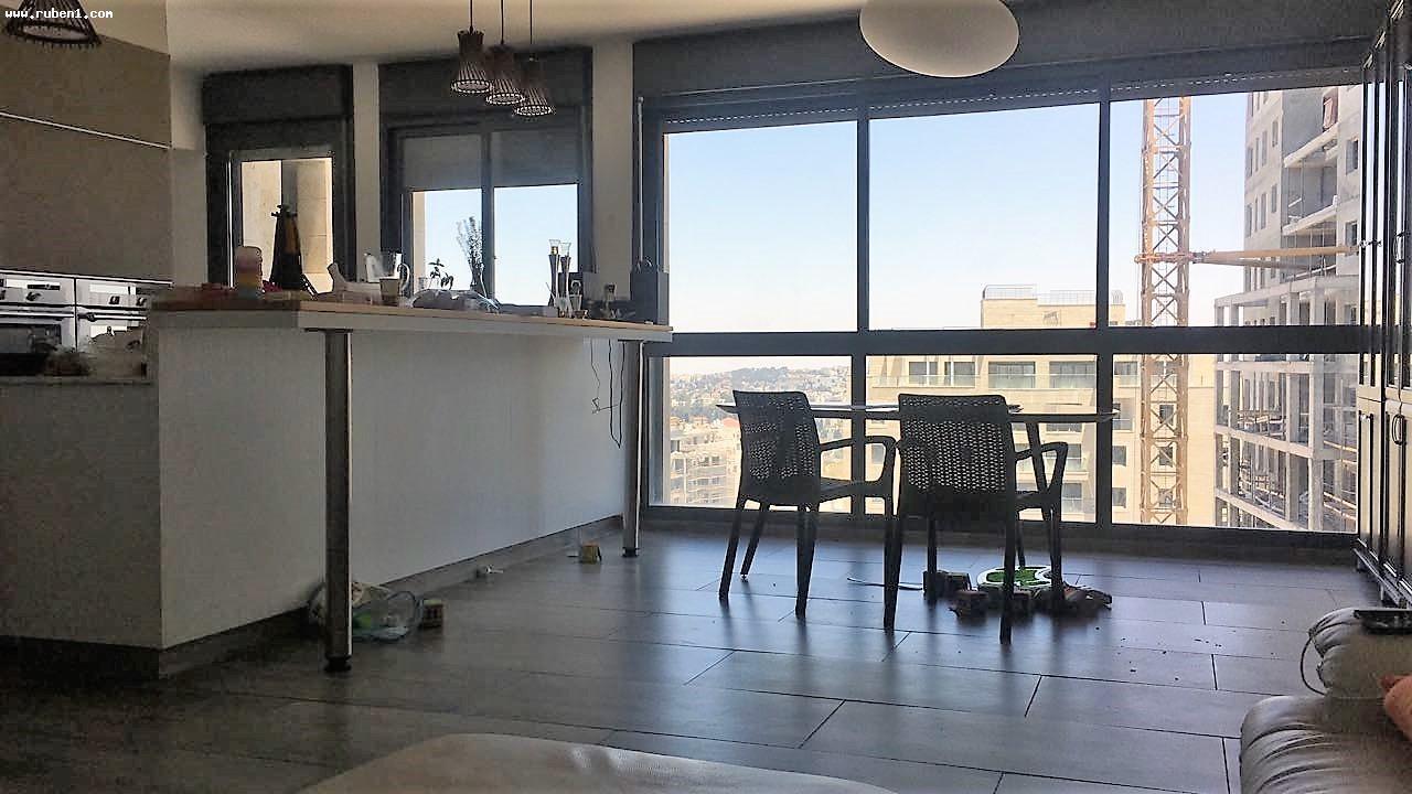 Real Estate Israel - Jerusalem Bayit Vagan דירה בפרוייקט המפואר ''בית וגן רזידנס'', 4 חד', משודרגת,... Rubens Real Estate
