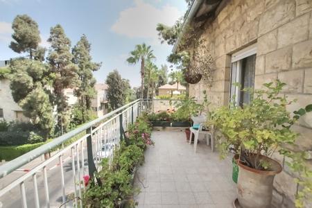 Jerusalem Rehavia - Zimuki Real Estate In Jerusalem
