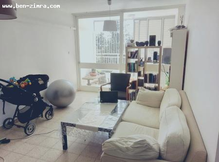 Real Estate Israel - Jerusalem Old Katamon Close to San Simon Park,in a stone building,nice appartment,balcony,bright, quiet,Godd deal! Ben Zimra Real Estate