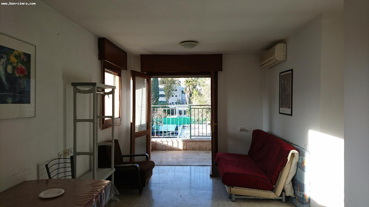 Real Estate Israel - Jerusalem German Colony IN THE LUXURY RESIDENCE OF GANE KATAMON,2 MIN WALKING TO EMEK REFAYIM NICE  2  ROOMS,55... Ben Zimra Real Estate