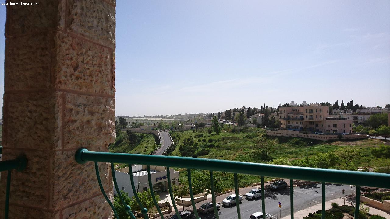 Real Estate Israel - Jerusalem Arnona Near the American Consulate:  Great apartment in new building in quiet location with... Ben Zimra Real Estate